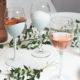 Weingläser mit Farbverlauf gestalten