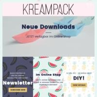 KREAMPACK - DIY, Planung, Ordnung & Leben
