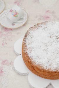 Apfelkuchen mit Rührteig nach Großmutters-Art