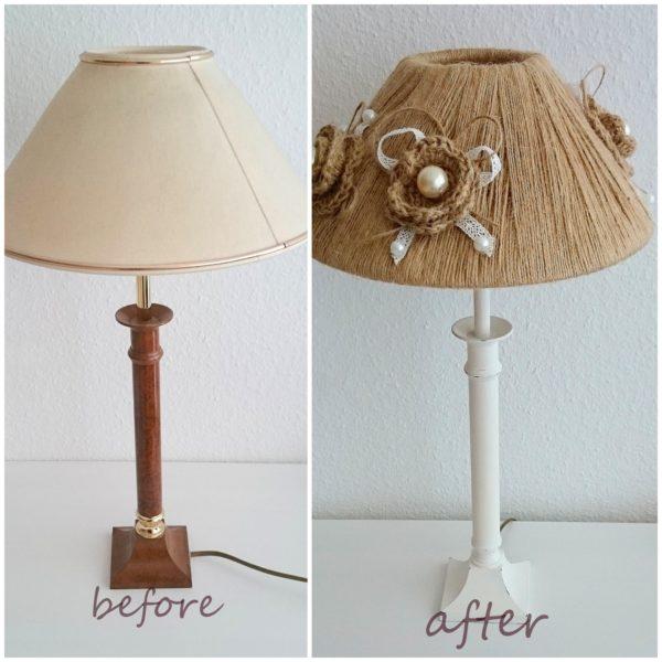 Alte Lampe in neuem Licht!