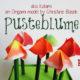 Pusteblume - ein Origami Windspiel