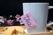 DIY Briefumschlag am Teebeutel zum Muttertag