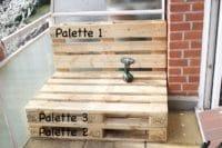 DIY Palettensofa - einfache Anleitung