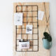 DIY Wand-Organizer / Memoboard