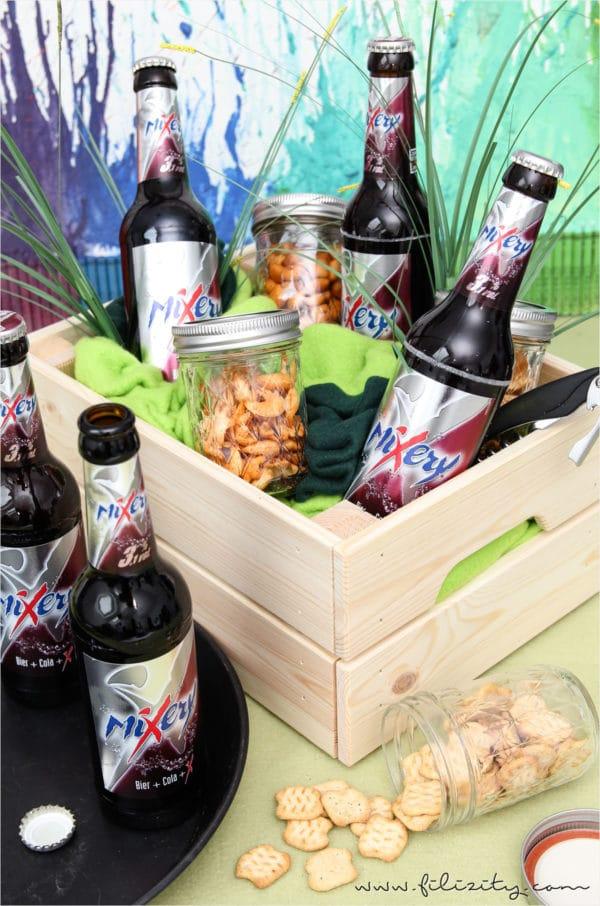 Biergarten: Last-Minute-Geschenk zum Vatertag