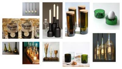DIY Workshop: Accessoires aus Glas