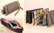 Fold-Bag Kostemtiktasche/Clutch