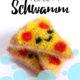 Pizza Schwamm häkeln mit Creative Bubble