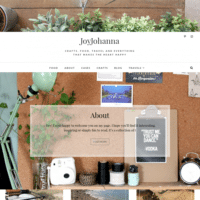 JoyJohanna – Crafts, Food, Travel and everything that makes the heart happy