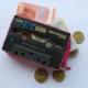 Upcycling-Geldbörse
