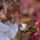 Färben mit Natur. Tutorial Glockenärmelbluse
