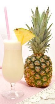 Sommercocktail Pina Colada