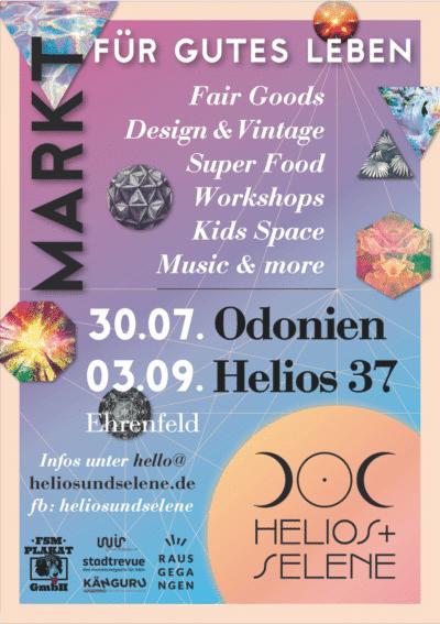 HELIOS + SELENE  - Markt für Gutes Leben | Köln