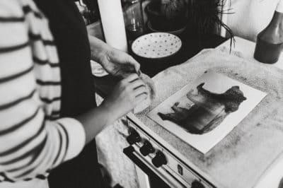 DIY Workshop: Drucken mit Studio Lula