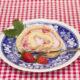 Biskuitrolle mit Erdbeeren & Joghurt-Sahnecreme - eine sommerliche Köstlichkeit [Birgit D]