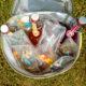 Retrokühltasche aus Tiefkühltüte
