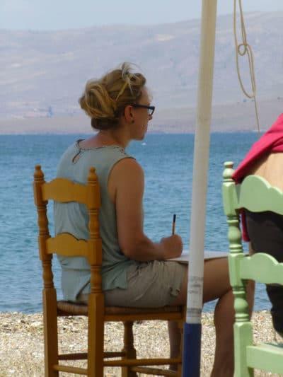 Malreise und Urlaub Griechenland 2022