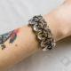 Armband aus Dosenclips