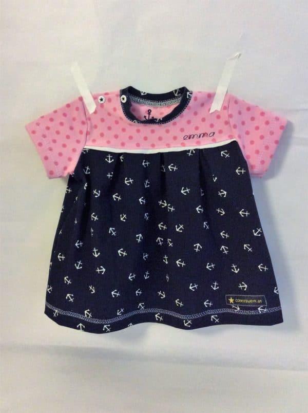 Babykleidchen aus Jersey