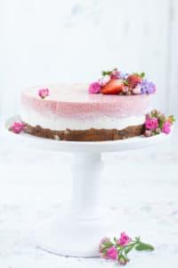 """Erdbeer-Mascarpone-Torte!"" [Sommertraum]"