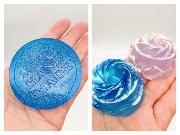 DIY - Anti-Stress Dusch Jelly selber machen