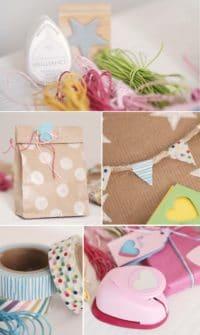 DIY Geschenke für Kinder verpacken