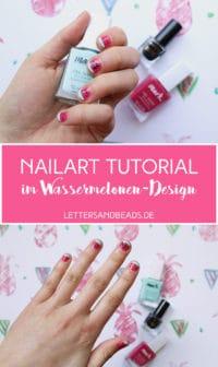 Watermelon Naildesign