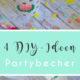 Partybecher-DIY mit Bügelperlen