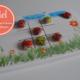 Spiel aus natürlichen Materialien