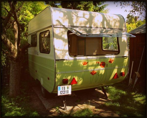 wohnwagen renovieren renovierung camping