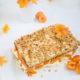 Aprikosen Kvaefjordkake [oder der beste Kuchen der Welt]