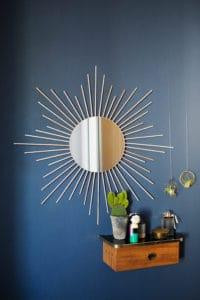 DIY Sonnenspiegel