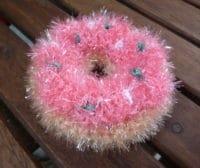 Donuts als Dusch- oder Spülschwamm