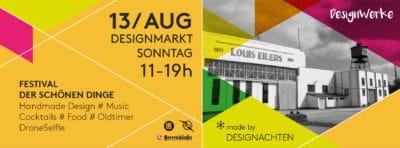 DesignWerke am Sonntag den 13.August 2017 in Hannover