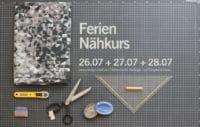 Ferien-Nähkurs Berlin, Sew It Yourself