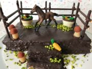 Pferdekoppelkuchen