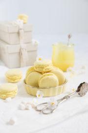 """""""Macarons mit einer Schokoladen-Zitronen-Ganache!"""" [Göttlich]"""