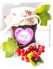 Marmelade kreativ verpacken mit diesen Etiketten