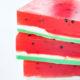 DIY Wassermelonenseife
