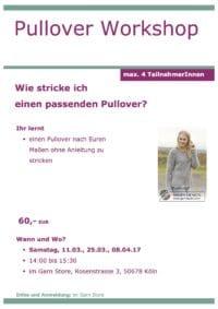 Pullover Workshop