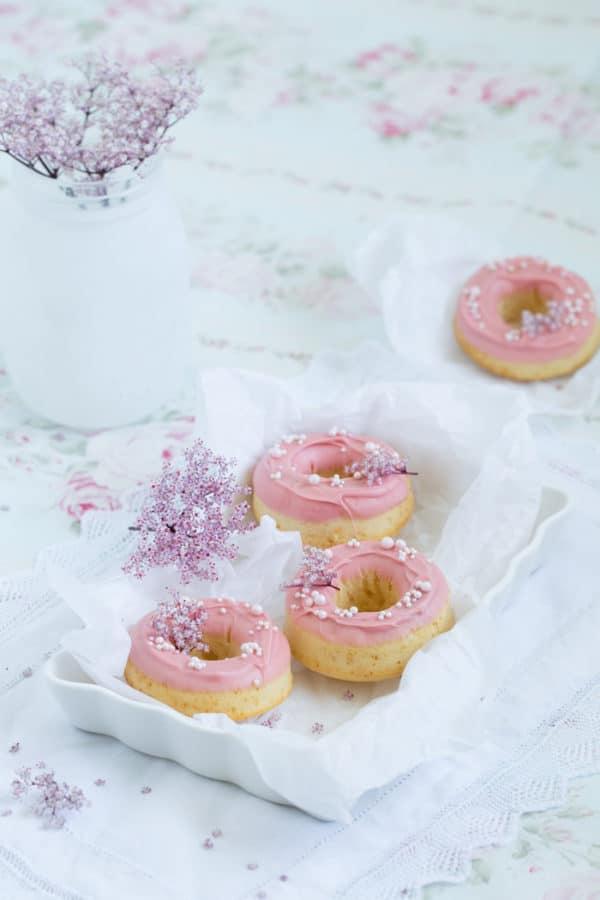 """""""Rosa Holunder Donuts!"""" [Träumchen einer Pflanze]"""