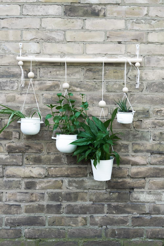 DIY vertikaler Garten - HANDMADE Kultur