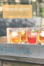 Der Sommer-Klassiker: Aperol Spritz