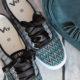 Stylische Stoff-Sneaker – ganz leicht selbermachen
