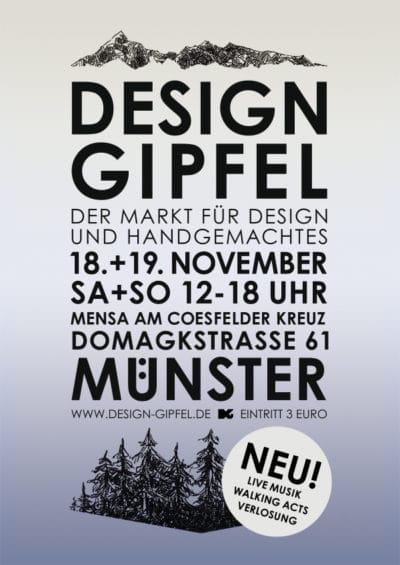 Design Gipfel-Der Mart für Design und Handgemachtes in Münster