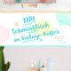 DIY KOFFERTISCH / SCHMINKTISCH AUS EINEM ALTEN VINTAGE-KOFFER