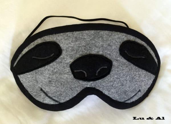 Faultier Schlafmaske