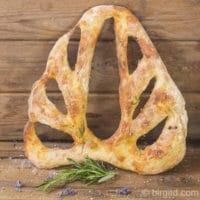 Fougasse - eine Brotspezialität aus der Provence [Birgit D]