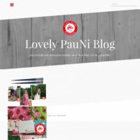 Lovely PauNi Blog – Ich erschaffe mir und meiner Familie, die Welt so bunt, wie sie uns gefällt.