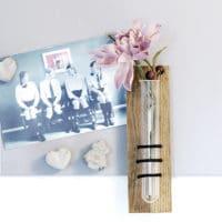 Kleine Vase mit Magnet
